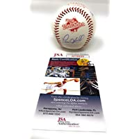 $109 » Paul O'Neill New York Yankees Signed Autograph Official MLB Baseball 1999 WORLD SERIES BALL JSA Certified