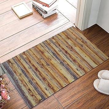 Alfombrilla de entrada para puerta, alfombra de suelo para interior/exterior/puerta delantera