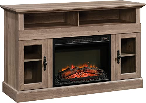 Sauder Barrister Lane Media Fireplace