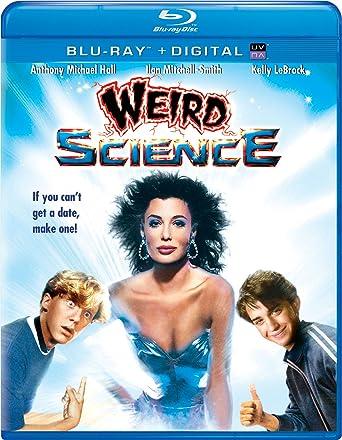 Weird Science (Blu-ray + Digital Copy + UltraViolet)
