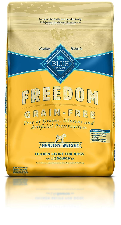 Blue Buffalo Freedom Grain-Free Recipe for Dog
