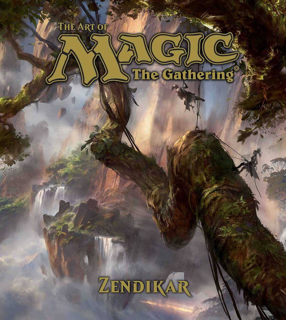 Amazon.com: The Art of Magic: The Gathering - Zendikar ...
