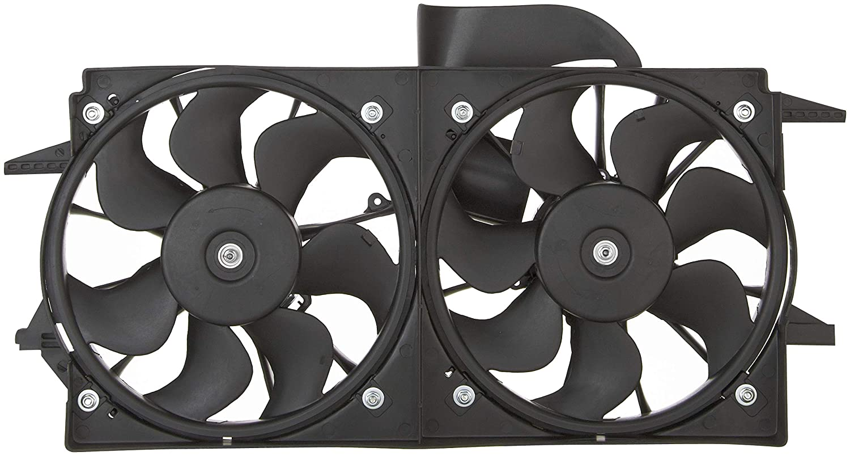 Spectra Premium CF12012 Dual Radiator Fan Assembly