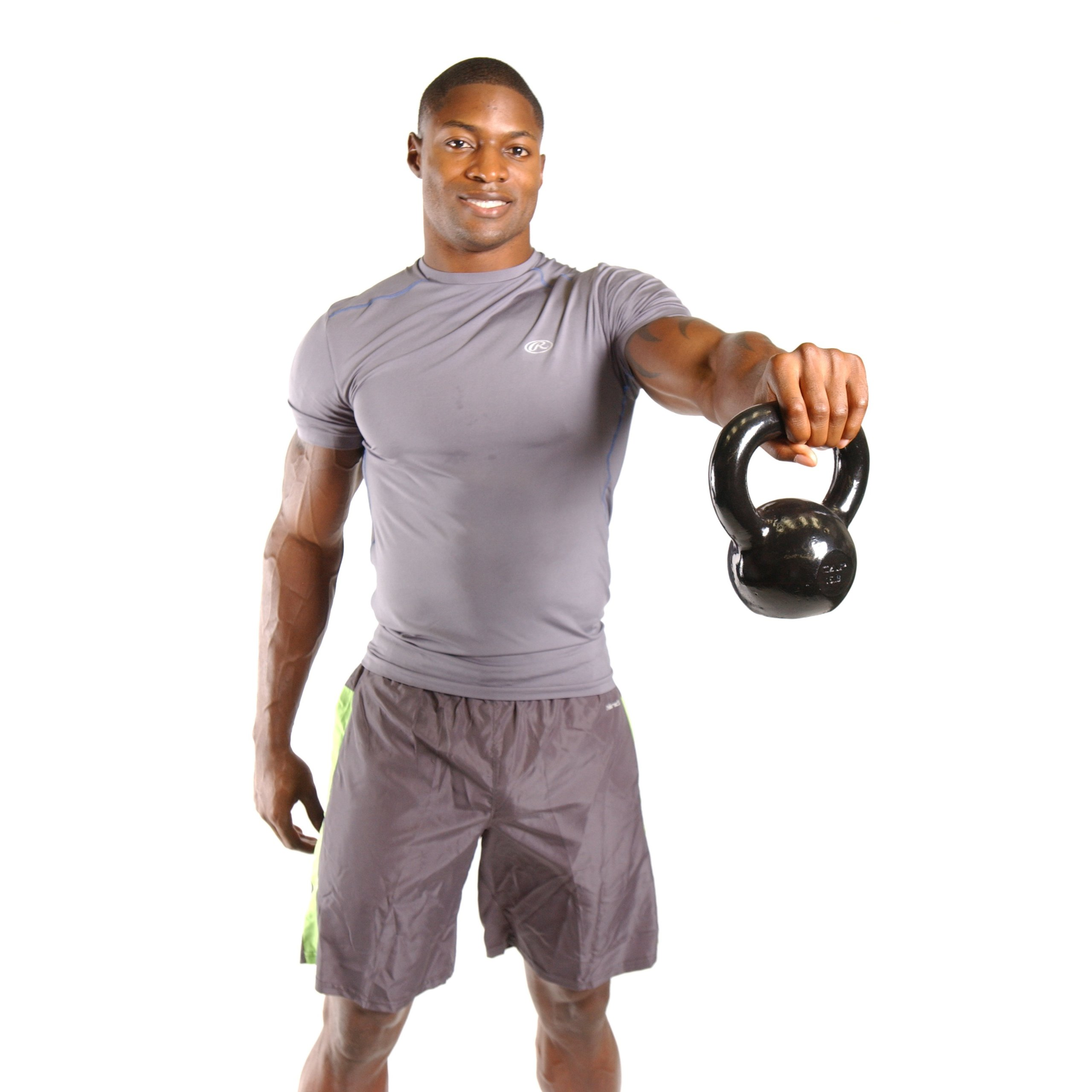 Kettlebell Size: 80 lbs by CAP Barbell (Image #2)