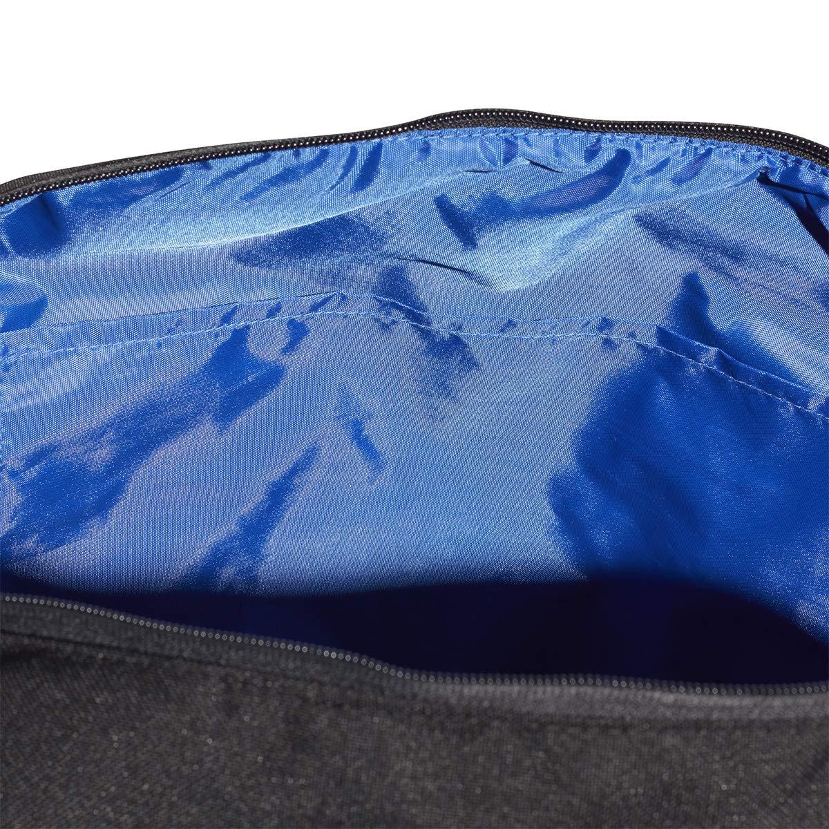 Adidas cg1522Borsa a Mano Unisex Adulto, Nero, Dimensioni: 17x 38x 44cm ADIFO|#adidas