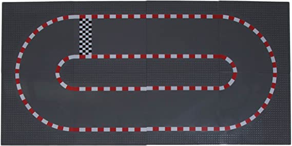 Road Base Plate Race Track Lot of 12