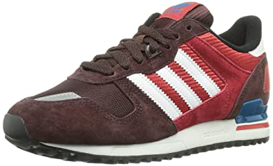 size 40 88b46 20c3a adidas Zx 700, Unisex-Adult Trainer, Red (Mahogany Running White Ftw