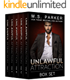 Unlawful Attraction (Club Prive: Dena's Story)