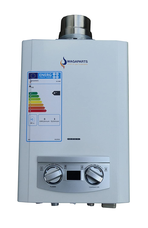 Durchlauferhitzer 6 Liter Propan/Butan CHA