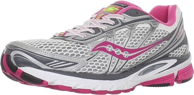 Saucony Progrid Ride 5 - Zapatillas de Running para Mujer, Gris ...
