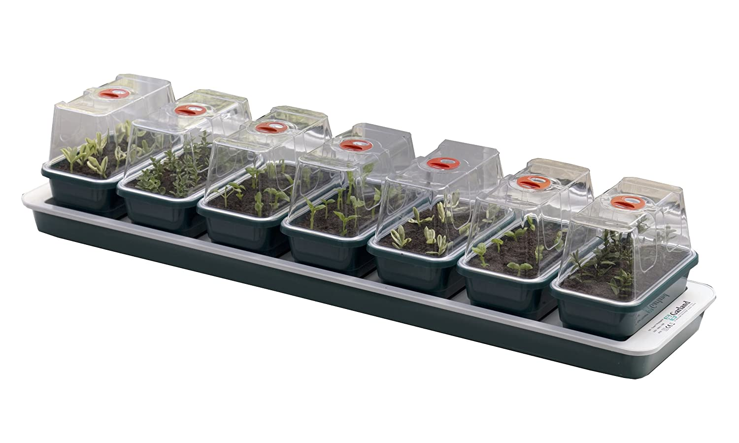 Garland 76 x 18.5 x 14.5cm Electric Windowsill Propagator Kings Seeds