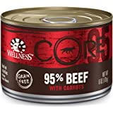 Wellness CORE 95% Natural Wet Grain Free Canned Dog Food
