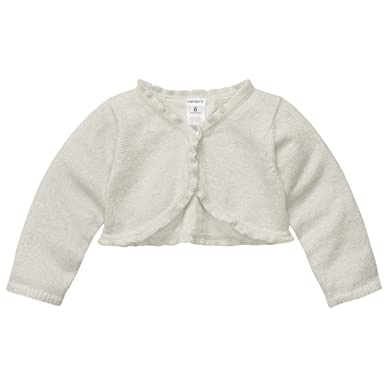 fdbfbdf9458 Amazon.com  Carter s Baby-girls Cardigan  Infant And Toddler ...