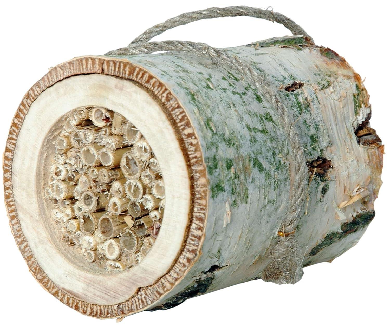 gardigo insektenhotel xxxl insektenhaus 120 cm gro aus holz nistkasten f r bienen. Black Bedroom Furniture Sets. Home Design Ideas