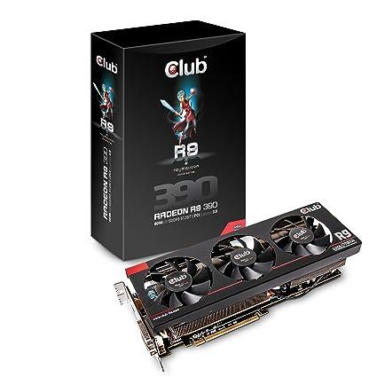 CLUB3D Radeon R9 390 royalQueen OC AMD Radeon R9 390 8GB ...