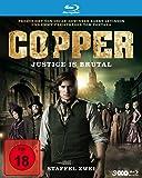 Copper - Justice Is Brutal/Staffel 2