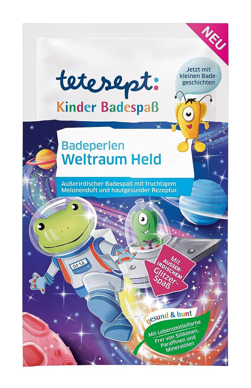 Tetesept bambini divertirsi bagno Perle spazio Held, confezione da (8X 63G) 21374
