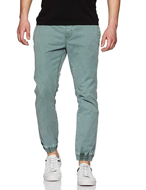 058bae6c6f3 Peter England Men s Slim Fit Jeans  Amazon.in  Clothing   Accessories
