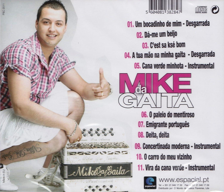 Mike Da Gaita - Mike da Gaita - Um Bocadinho De Mim [CD] 2011 - Amazon.com Music