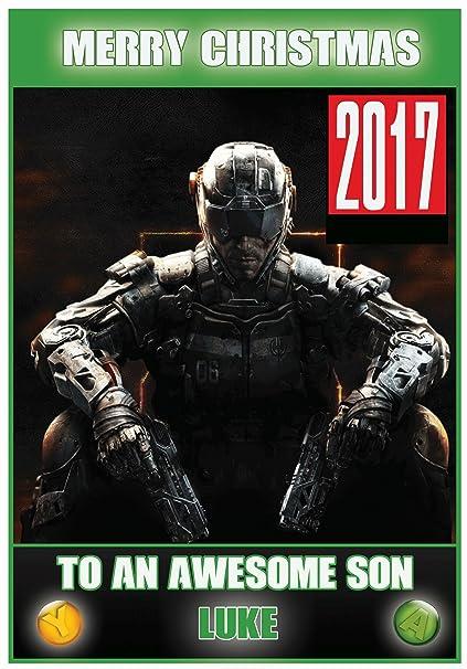 Personalizado de Call of Duty inspirado en tarjeta de ...