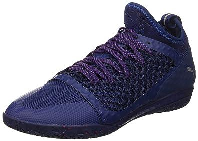 sports shoes ecfa7 3fe88 PUMA Men's 365 Ignite Netfit CT Soccer Shoe