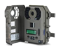 Stealth Cam G42 No-Glo Trail Game Camera STC-G42NG Open