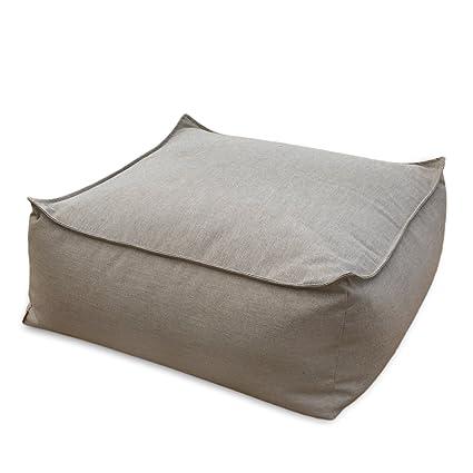 Super Amazon Com Core Covers Outdoor Indoor Sunbrella Ottoman 30 Machost Co Dining Chair Design Ideas Machostcouk