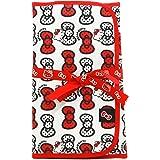 Ju-Ju-Be Hello Kitty Collection Memory Foam Changing Pad, Peek A Bow
