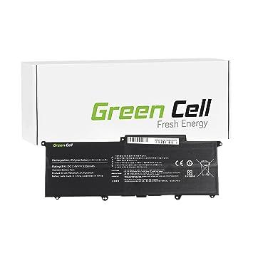 Green Cell® Batería para Samsung NP900X3D-A02ES Ordenador (5200mAh 7.4V Negro): Amazon.es: Electrónica