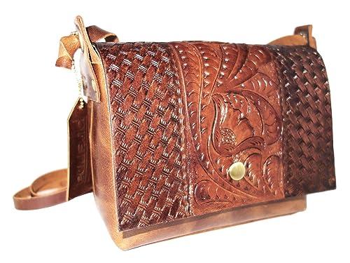 71e2b29b2214 Genuine Leather Crossbody Bag for Women
