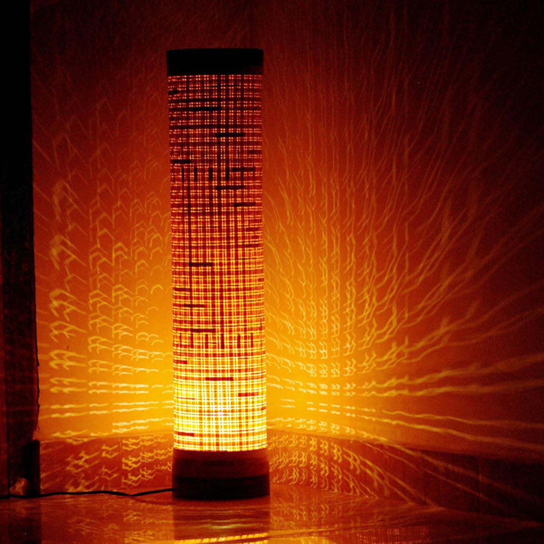 Home & Office - Bamboo Floor Lamp