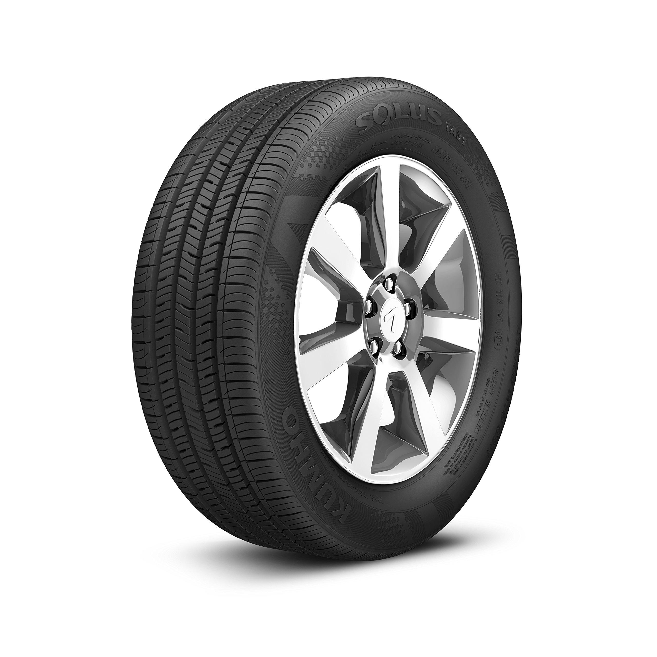 Kumho Solus TA31 Touring Radial Tire - 235/45R18 94V by Kumho (Image #1)