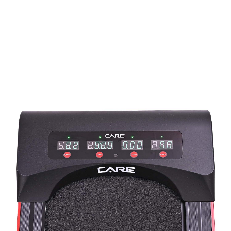 Care Marche et Marche Rapide /à Domicile 4 /Écrans LCD et T/él/écommande Tapis de Course Motoris/é CT-900 Tapis de Course Pliable