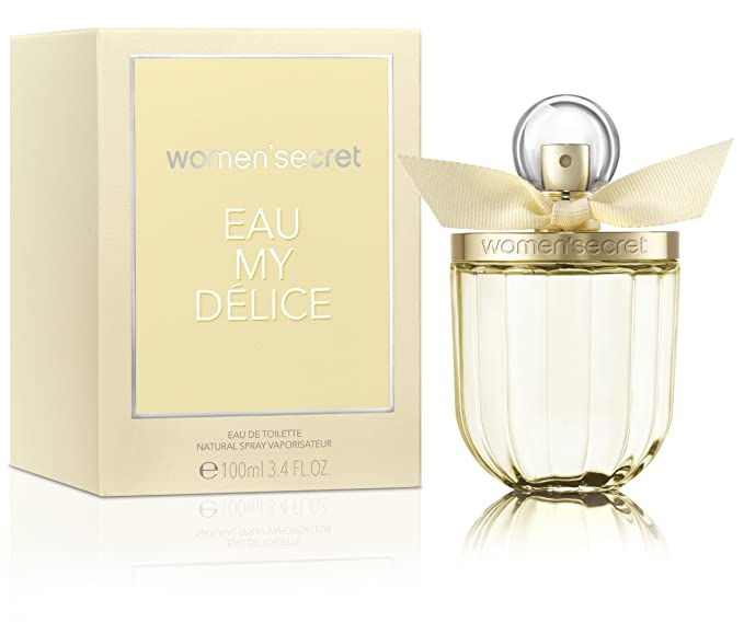 Colonia Woman Secret My Delice 100ml