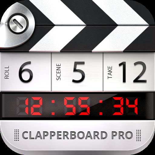 digital clapper board - 5