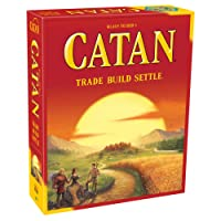 Deals on Catan Strategy Board Game: 5th Edition