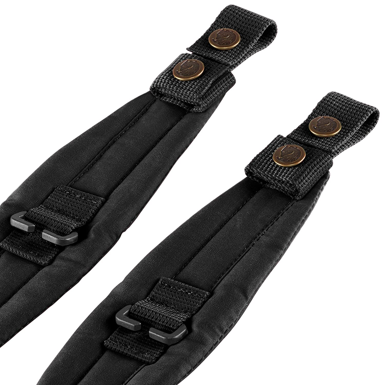 Fjallraven K/ånken Mini Shoulder Pads Hombreras Hombre Talla /única Black
