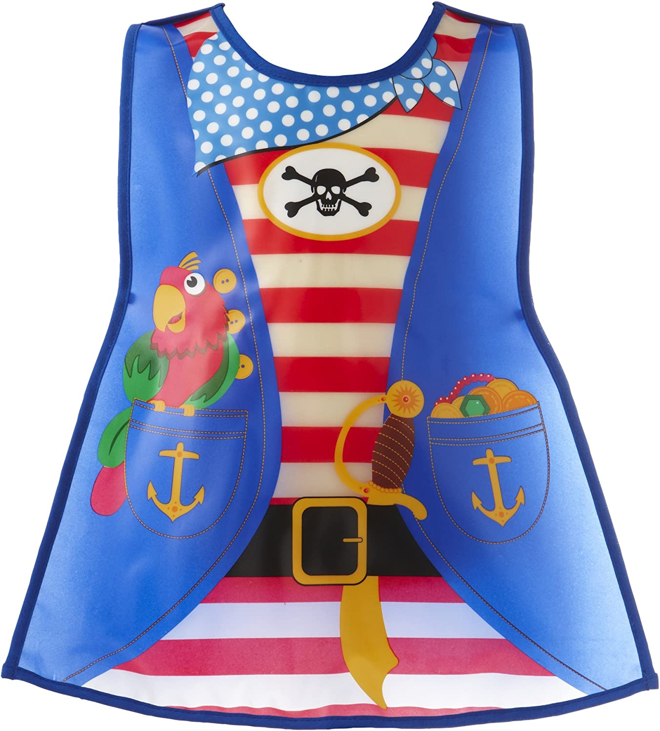 Kids Pirate PEVA Tabard