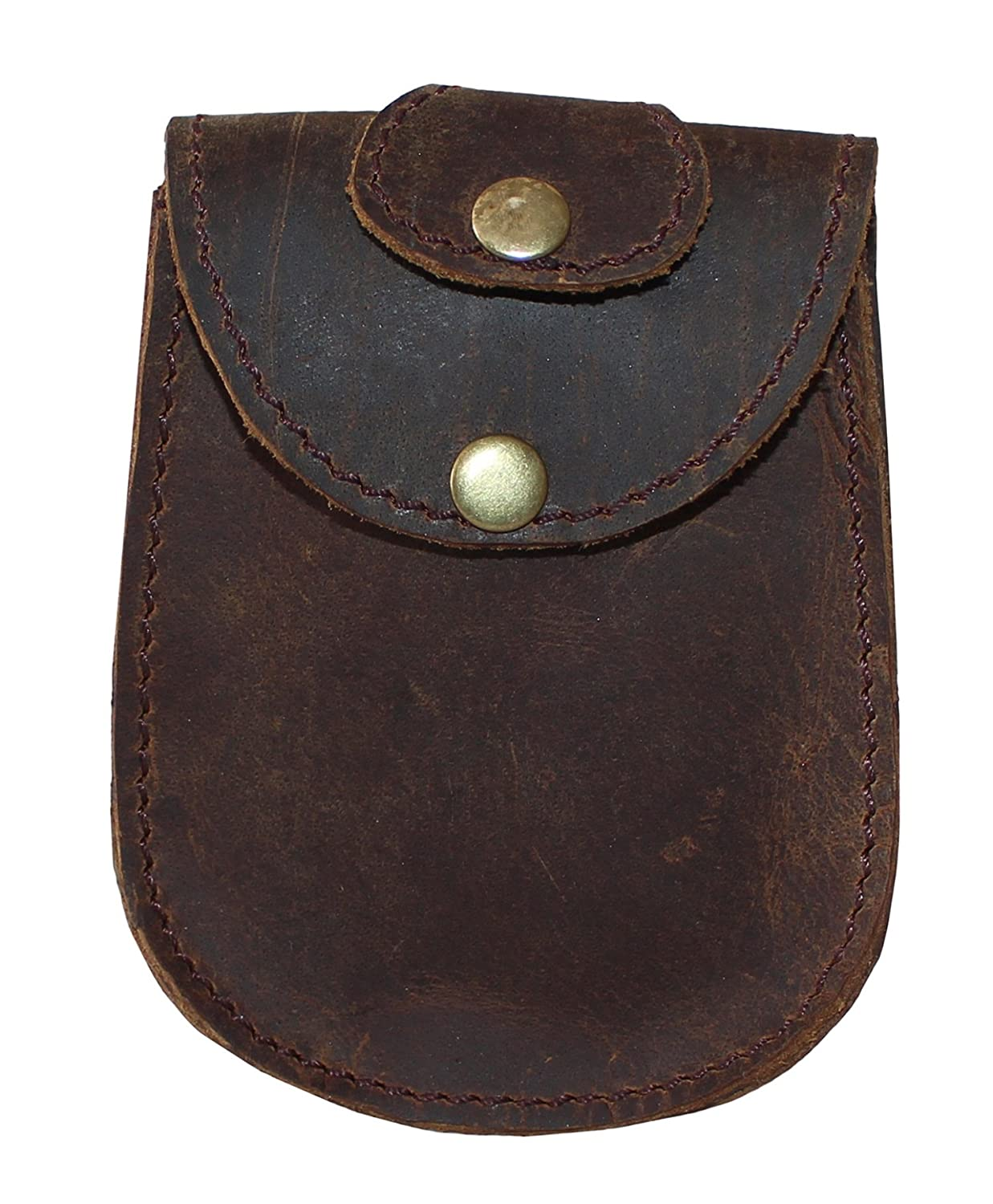 Rustic Brown Remote Key Leather Pouch with Belt Loop JYOS Leather Car//Bike Key Case Krishnaa Crafts 4347615050