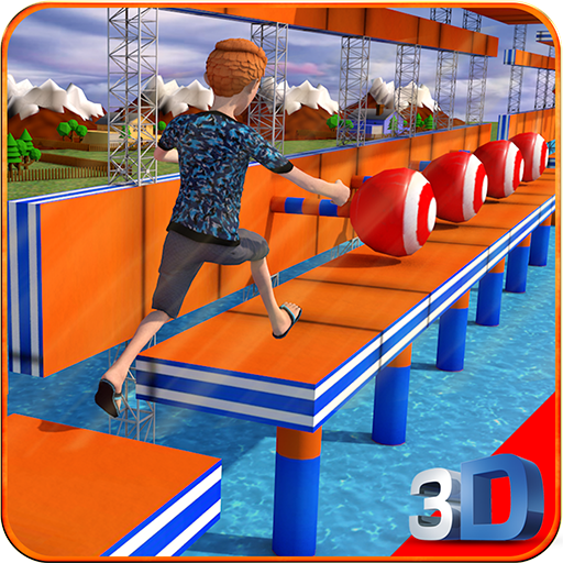 Stuntman Run - Water Park 3D
