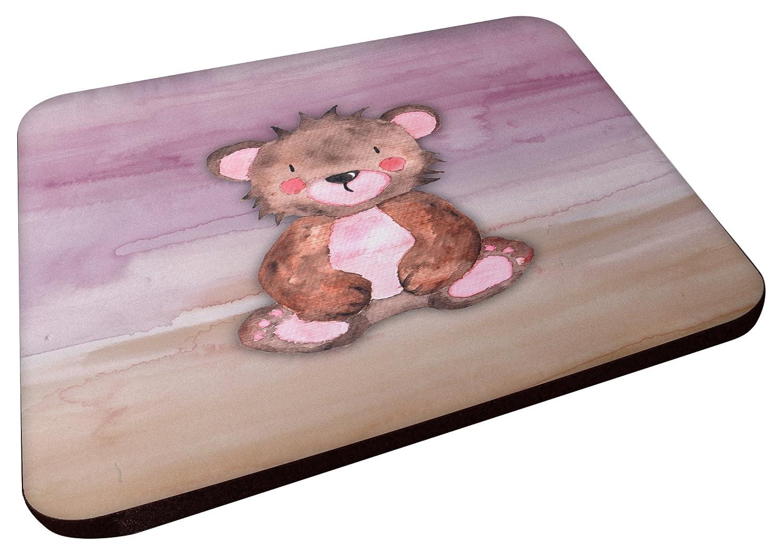 Carolines Treasures BB7441FC Bear Cub Watercolor Decorative coasters 3.5 Multicolor