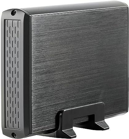 Xystec PX2566 - Carcasa para Disco Duro S-ATA de 3,5 Pulgadas (con ...