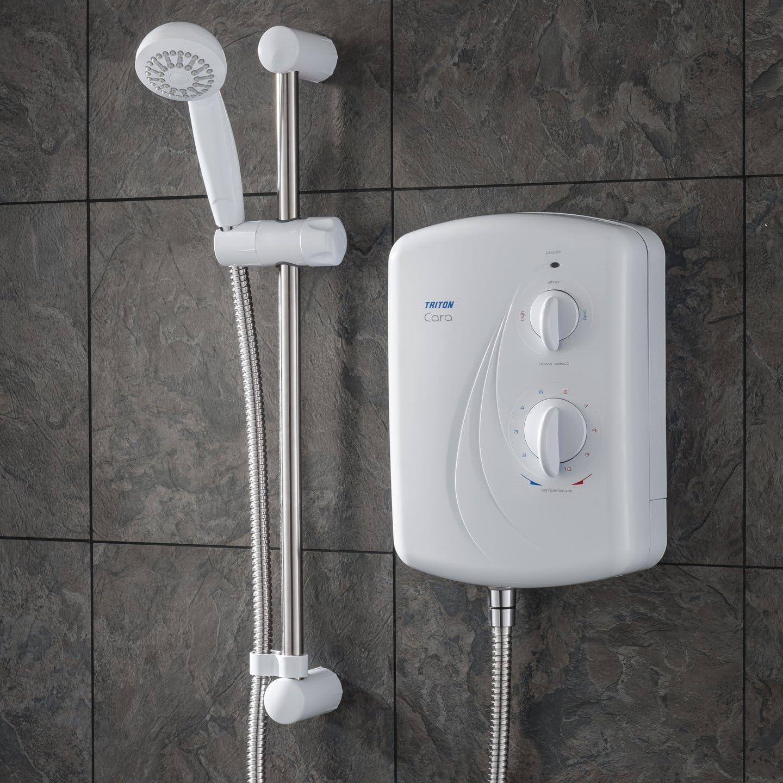 Triton Cara Electric Shower 8.5kW Enrich, Alicante, Madrid 2