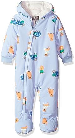 f01c7bc8432c Amazon.com  Joules Baby Boys Snug Wadded Pramsuit  Clothing