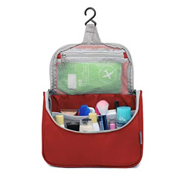 8770110ed14d Image Unavailable. Image not available for. Color: Mountaintop Hanging  Travel Toiletry Bag ...