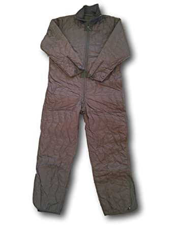 e4d9e542ce0 Cissbury German Army Tank Suit Thermal Liner, Overalls Warm Liner