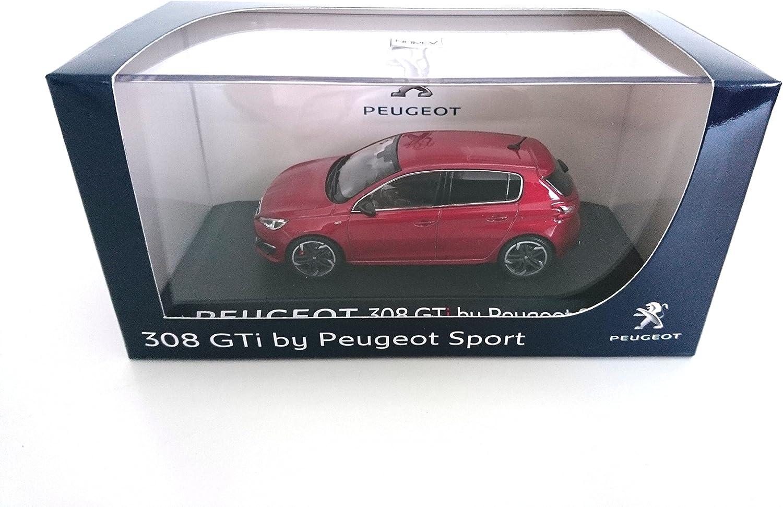 Peugeot 308 GTI 2015 1/43 NOREV ref: 473828: Amazon.es: Juguetes y ...