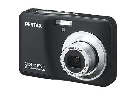 Pentax Optio E90 - Cámara Digital Compacta 10.1 MP: Amazon.es: Electrónica