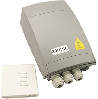 Wonderful Bromic Heating BR WRCW Wireless On/Off Controller For Gas U0026 Electric Heaters