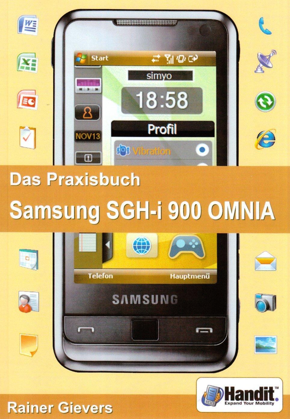Das Praxisbuch Samsung SGH-i900 OMNIA